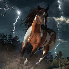 Horse Power by Daniel Eskridge