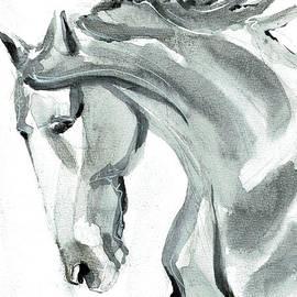 Horse Silver by Go Van Kampen