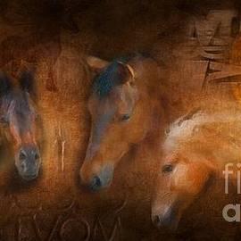 Horses No 01 by iMia dEsigN