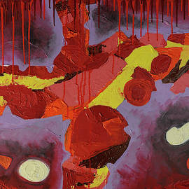 Hot Red by Mark Jordan
