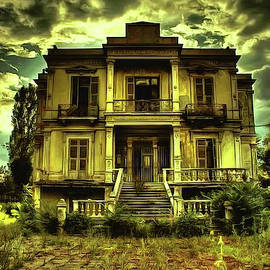 House of Abandonement by Mario Carini