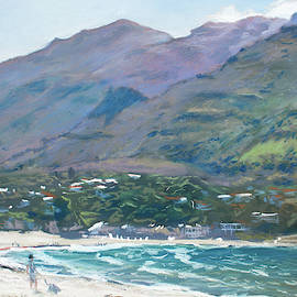 Hout Bay Beach by Christopher Reid
