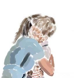 Hug by Maria Gunby