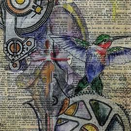 Hummingbird by Jillian Goldberg