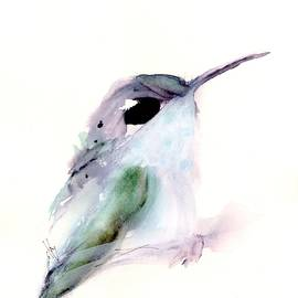 Hummingbird Series 2019 #1 by Dawn Derman