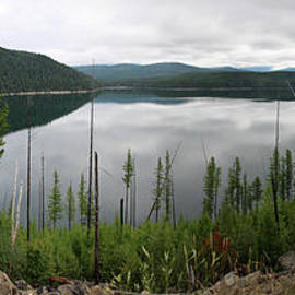 Hungry Horse Reservoir-5, Montana by Gary Gingrich Galleries