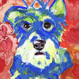 I Heart a Blue Dog by Susan Stone