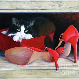 I Love New Shoes by Pamela Iris Harden