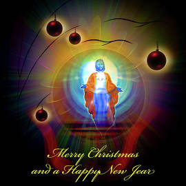 I wish you all a nice and peaceful Christmas and a happy new year. by Walter Zettl