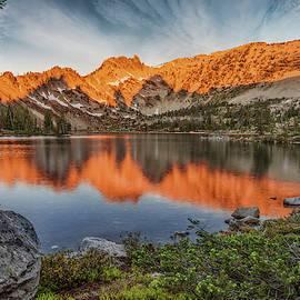 Idaho Wilderness by Leland D Howard