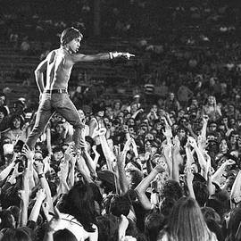 Iggy Pop Live by Tom Copi