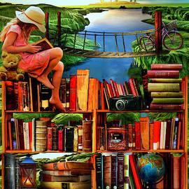 Imagination by Debra and Dave Vanderlaan