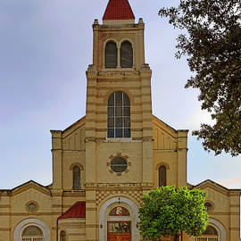 Immaculate Heart Of Mary Church - San Antonio - Texas by Jason Politte