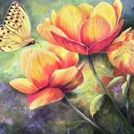 In Bloom by Anne Barberi