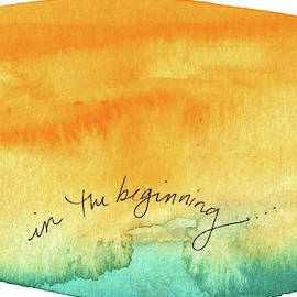 In The Beginning by Anna Elkins