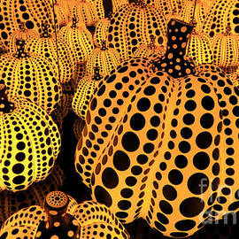Indianapolis Museum Of Art Kusama 7 by Steve Gass