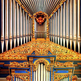 Innsbruck Cathedral Pipe Organ Portrait by Douglas Taylor