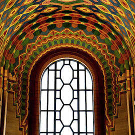 Inside the Guardian Building by Guillermo Lizondo