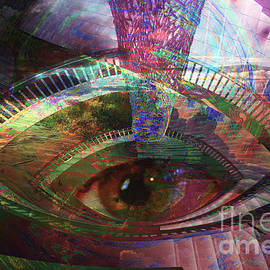 Internal Eye by Katherine Erickson