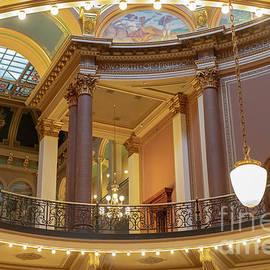 Iowa State Capitol by Jim West
