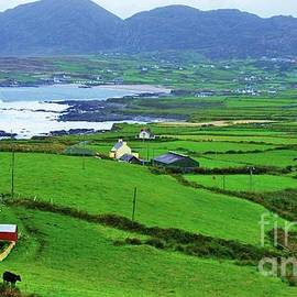 Ireland Pastoral, County Cork Vision # 2 by Poet's Eye