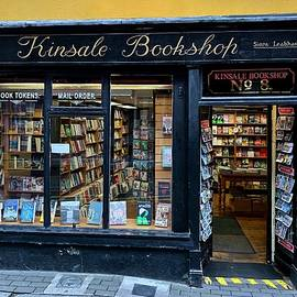 Irish Book Store by Frozen in Time Fine Art Photography