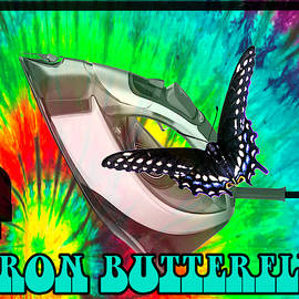 Iron Butterfly by Max Huber