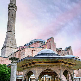 Istanbul Cathedral by Maria Coulson