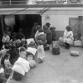 Italian Immigrant Children