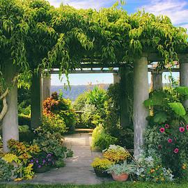 Italianate Terrace by Jessica Jenney