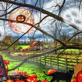 Jack O Lanterns by Debra and Dave Vanderlaan