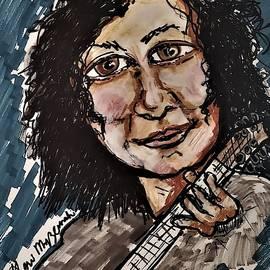 Jack White  by Geraldine Myszenski