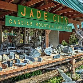 Jade City by Robert Bales