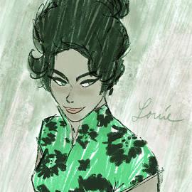 Jade by Louie del Carmen