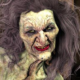 Jane green teeth by Joaquin Abella