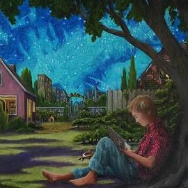 Jason Under the Fig Tree by Matt Konar