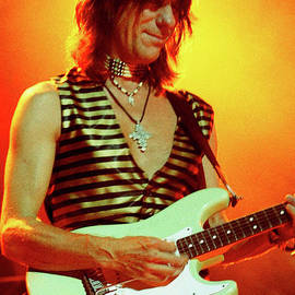 Jeff Beck 95-0907 by Gary Gingrich Galleries