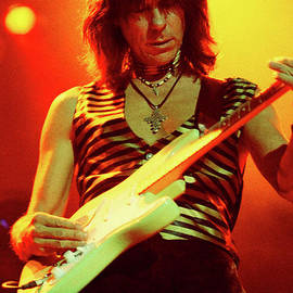 Jeff Beck 95-0910 by Gary Gingrich Galleries