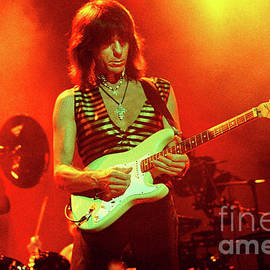 Jeff Beck 95-0914 by Gary Gingrich Galleries