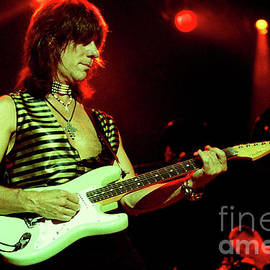 Jeff Beck 95-0952 by Gary Gingrich Galleries