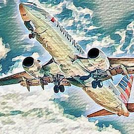 Jet  by Geraldine Scull