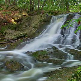 Jewell Falls by Juergen Roth