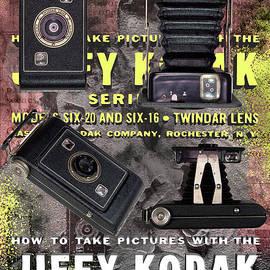 Jiffy Kodak Series Ii  Clr by Anthony Ellis