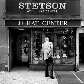 Jj Hat Center by Michael Gerbino