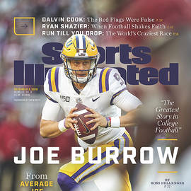 Joe Burrow From Average Joe To No. 1 Pro Sports Illustrated Cover