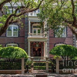 John C Calhoun Mansion - Charleston South Carolina by Dale Powell