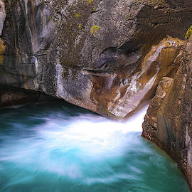 Johnston Canyon  by Dan Sproul