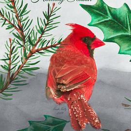Joys Of The Holiday Season by Trish Tritz