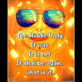 Julie The Riddle Lady by Debra Lynch