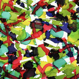 July Abstract by Leatherwood by Laura L Leatherwood